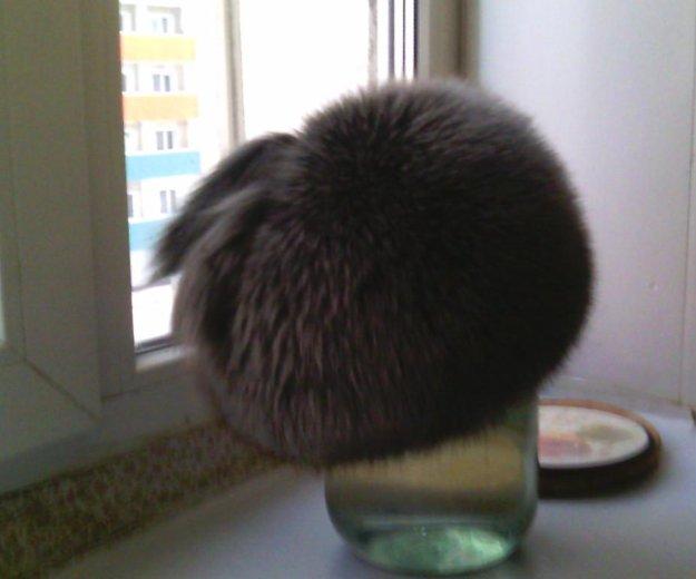 Шапка чернобурка. Фото 1. Якутск.