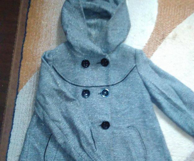 Пальто демисезонное. Фото 1. Тюмень.