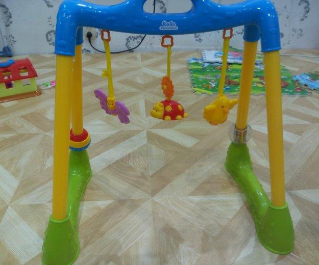 Развивавающая игрушка. Фото 1. Талнах.
