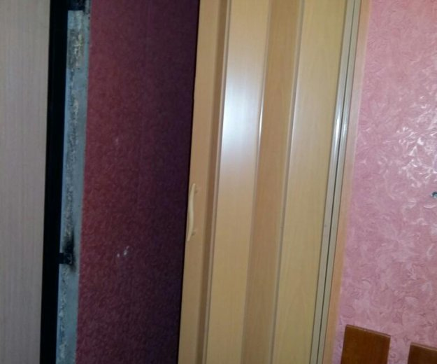 Дверь складная. Фото 2. Казань.