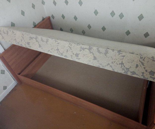 Кровать 1.5 спальная. Фото 1. Хабаровск.