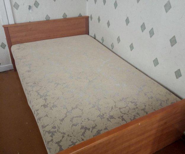 Кровать 1.5 спальная. Фото 3. Хабаровск.