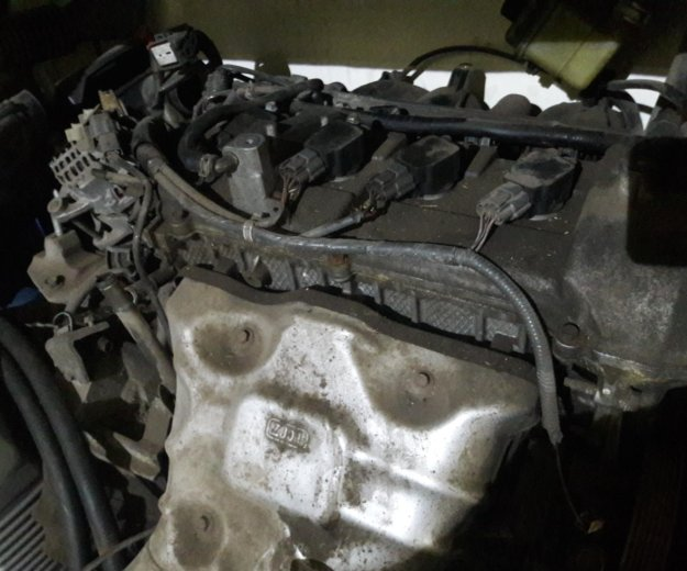 Продам двигатель mazda demio. Фото 1. Мариинск.