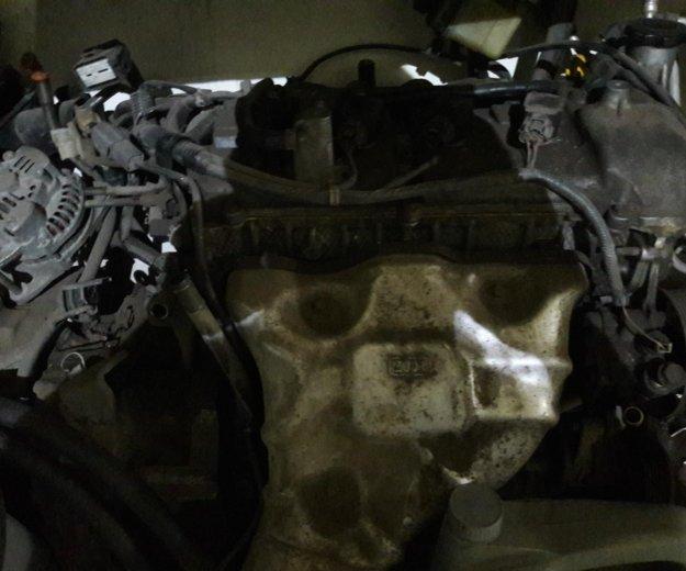 Продам двигатель mazda demio. Фото 2. Мариинск.