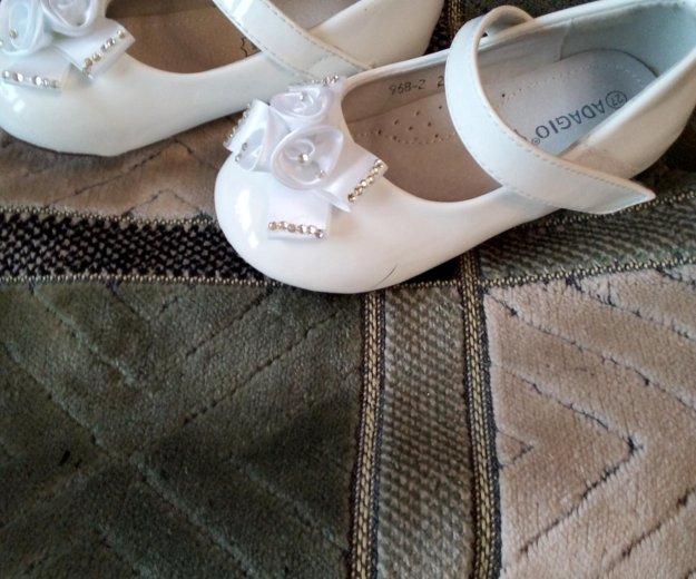 Туфельки для девочки. Фото 2. Омск.