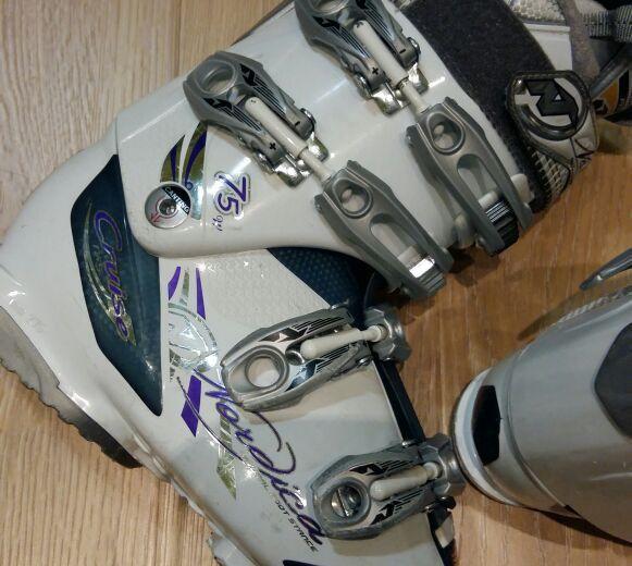 Горнолыжные ботинки nordica. Фото 3. Барнаул.