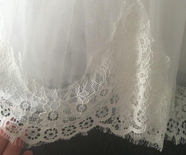 Продам очень лёгкое свадебное платье. Фото 4. Екатеринбург.