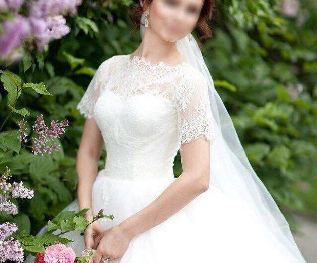 Продам очень лёгкое свадебное платье. Фото 1. Екатеринбург.