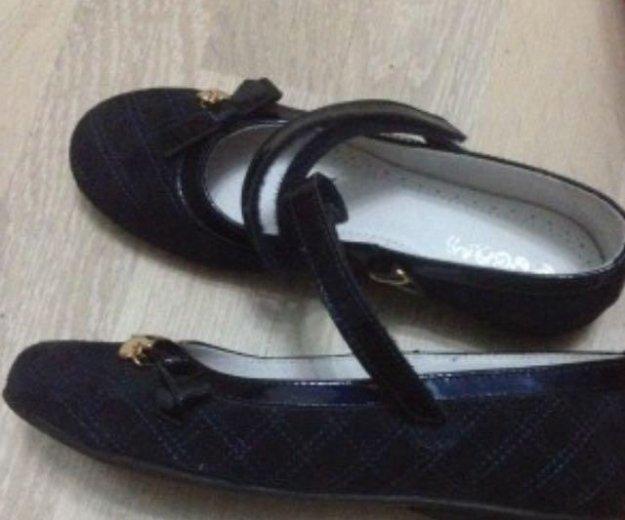 Туфли для девочек парижская коммуна. Фото 2. Москва.