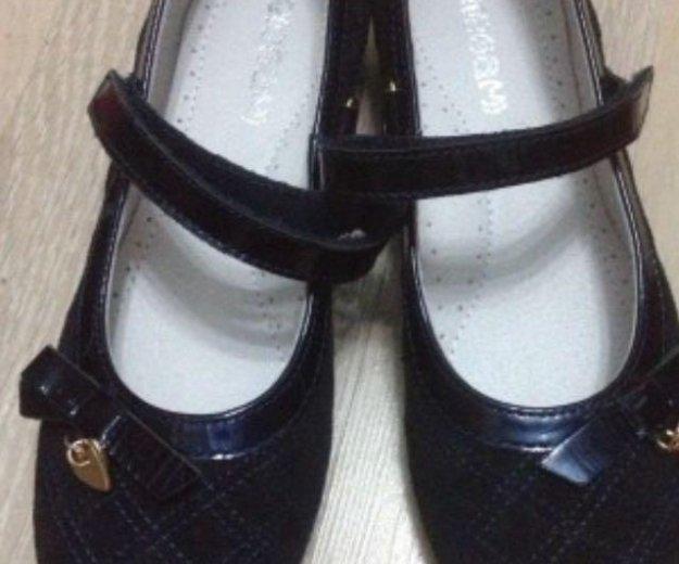 Туфли для девочек парижская коммуна. Фото 1. Москва.