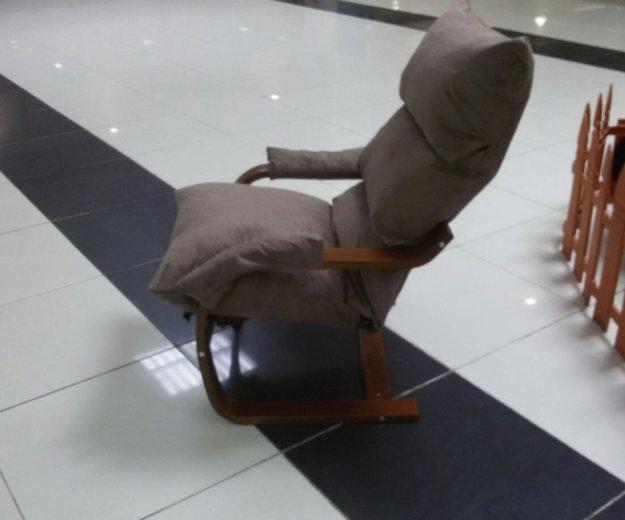 Кресло качалка эйр. Фото 3. Красноярск.