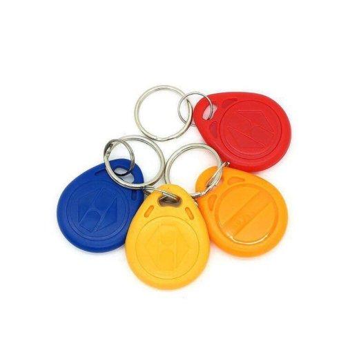 Изготовление дубликатов домофонных ключей. Фото 1. Партизанск.