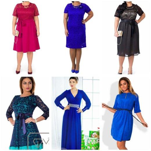Новые платья р48-52. Фото 1. Иркутск.