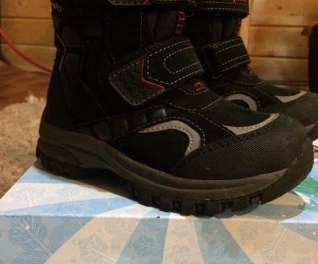 Ботинки капика. Фото 3.