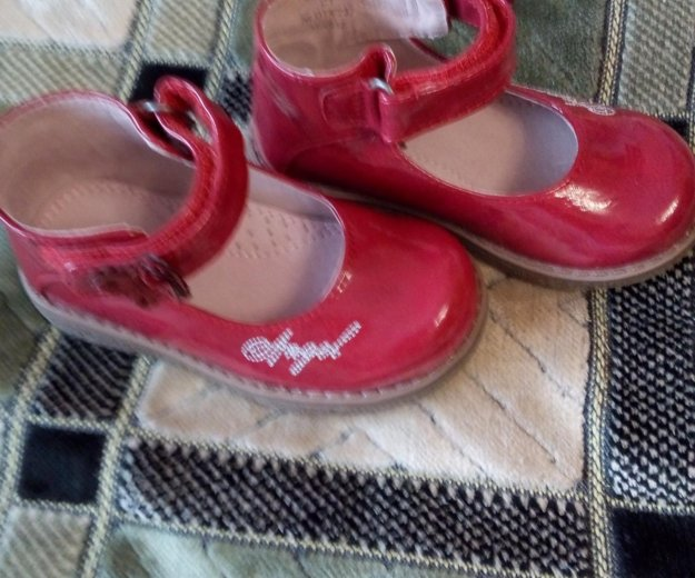 Туфельки для девочки. Фото 4. Омск.