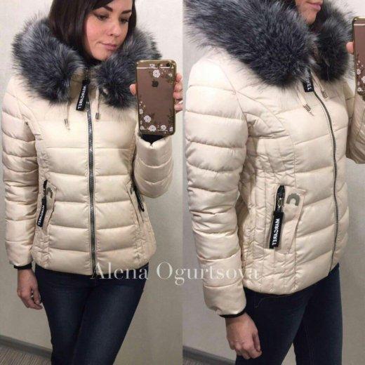 Зимние куртки с мехом. Фото 2. Балашиха.