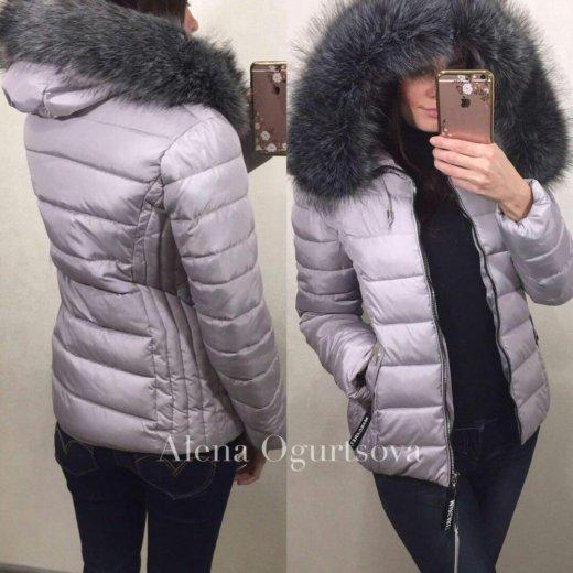 Зимние куртки с мехом. Фото 4. Балашиха.