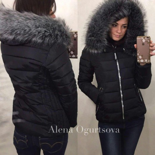 Зимние куртки с мехом. Фото 3. Балашиха.