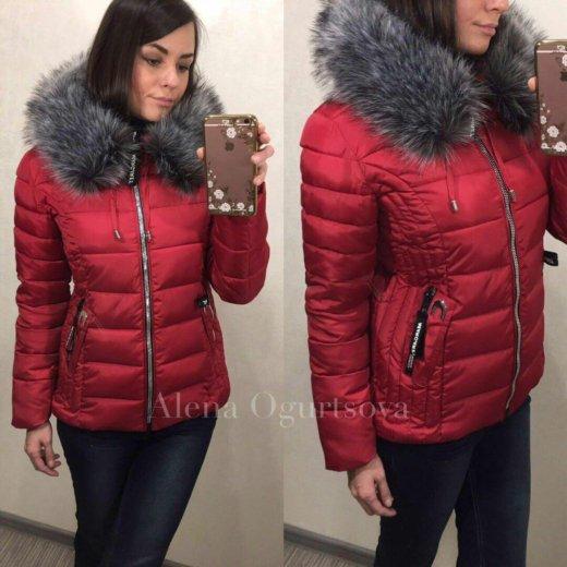 Зимние куртки с мехом. Фото 1. Балашиха.