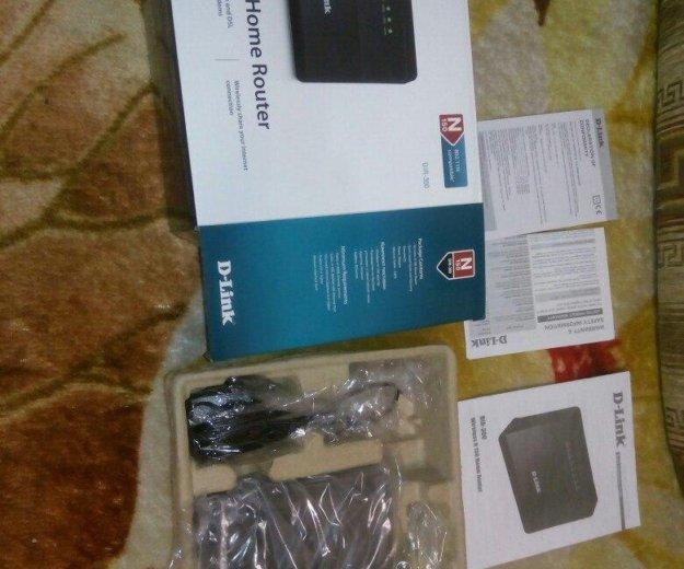 Новый wifi роутер dlink. Фото 1. Новокузнецк.
