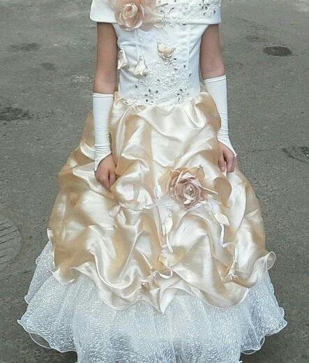 Платье нарядное. Фото 1. Ярославль.