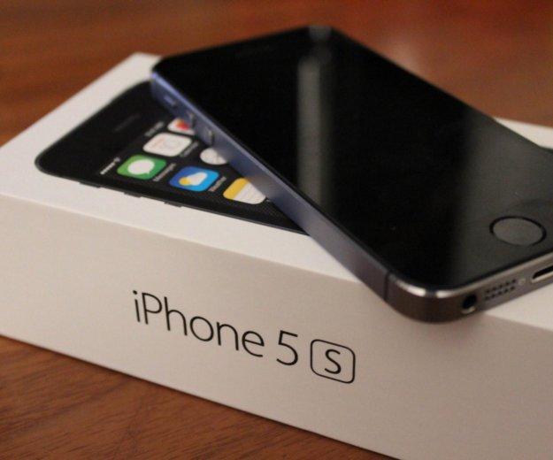 Продам айфон 5 s на 16 гиг. Фото 1. Красноярск.