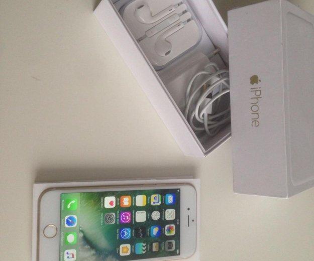 Iphone 6 16 gb gold. Фото 1. Нижний Новгород.