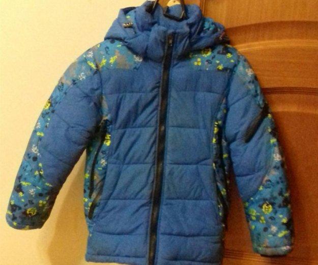 Зимняя куртка. Фото 1. Одинцово.