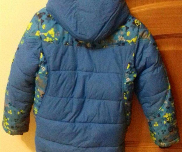 Зимняя куртка. Фото 2. Одинцово.