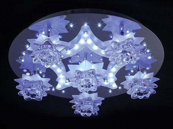 Люстра евросвет. Фото 1. Качканар.