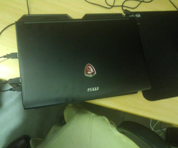 Игровой ноутбук msi gl62 6qd. Фото 2. Санкт-Петербург.