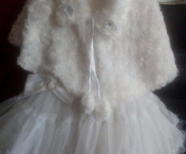 Платье+ балеро. Фото 1. Прокопьевск.