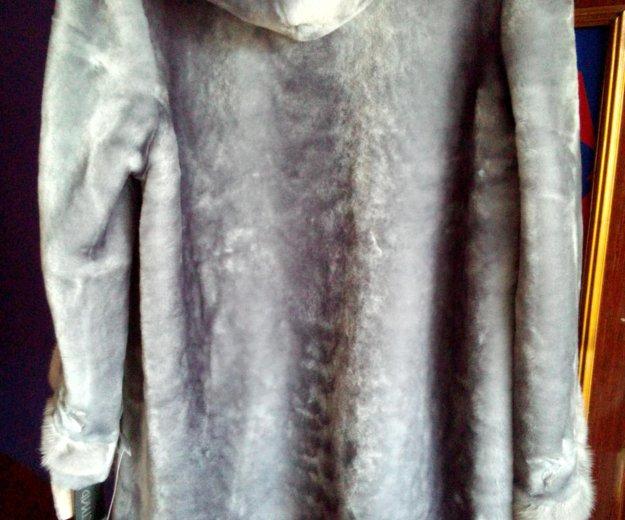 Мутоновая шуба. Фото 2. Чита.