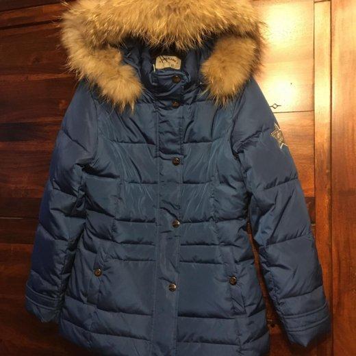 Новая зимняя куртка 152-158. Фото 1. Москва.