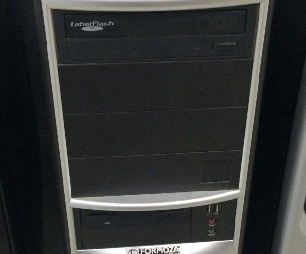 Пк intel core 2 quad q6600. Фото 1. Иркутск.