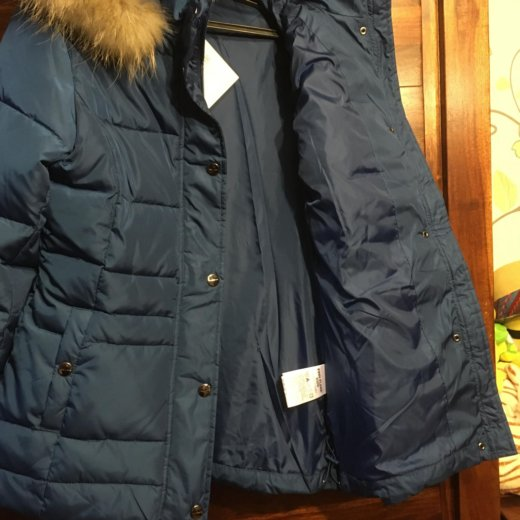 Новая зимняя куртка 152-158. Фото 4. Москва.