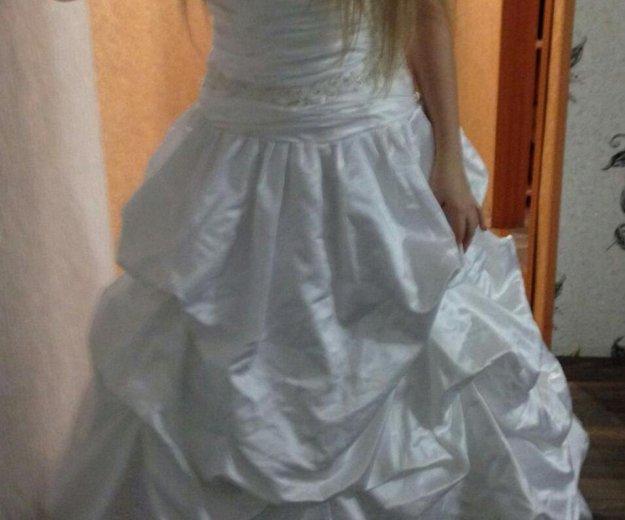 Свадебное платье. Фото 4. Новосибирск.