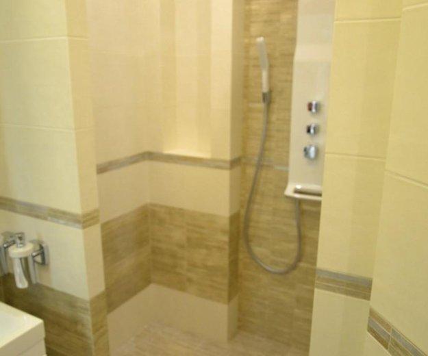 Ремонт ванной комнаты. Фото 1. Железнодорожный.