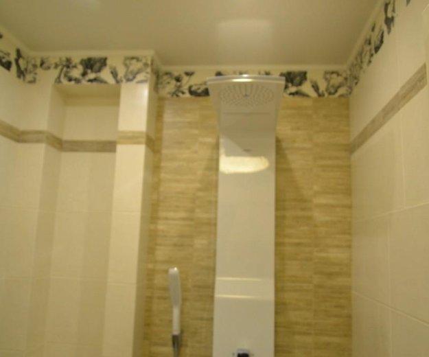 Ремонт ванной комнаты. Фото 2. Железнодорожный.