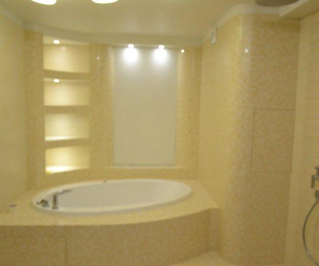 Ремонт ванной комнаты. Фото 4. Железнодорожный.