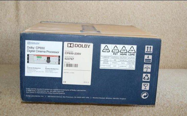 Звуковой процессор dolby cp650. Фото 4. Липецк.
