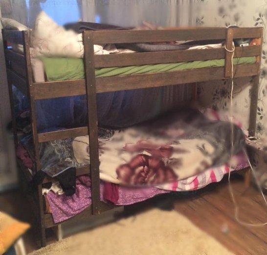 Двухъярусная кровать. Фото 2. Москва.