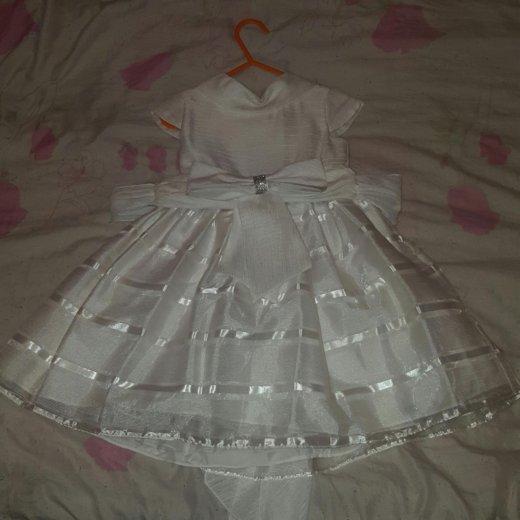 Очень красивое нарядное платье. Фото 1. Рославль.