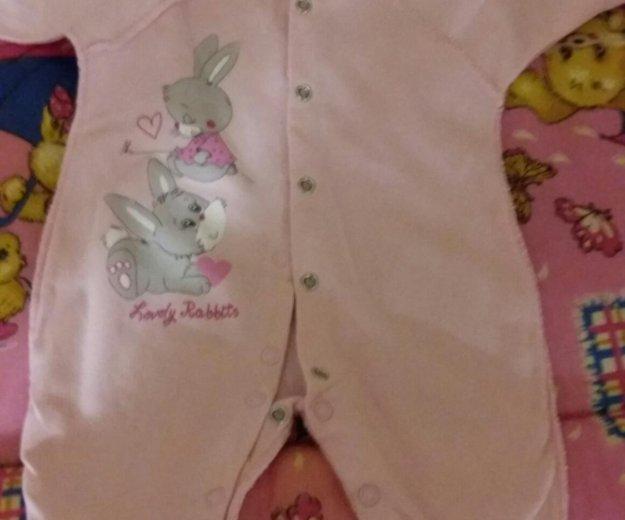 Продам одежду для девочки с рождения. Фото 1. Полетаево.