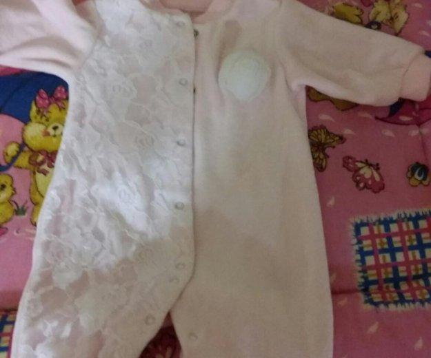 Продам одежду для девочки с рождения. Фото 2. Полетаево.