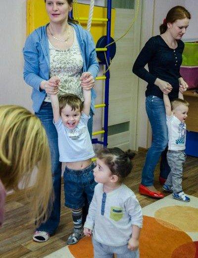 Монтессори занятия для детей 0-3 лет. Фото 4. Москва.