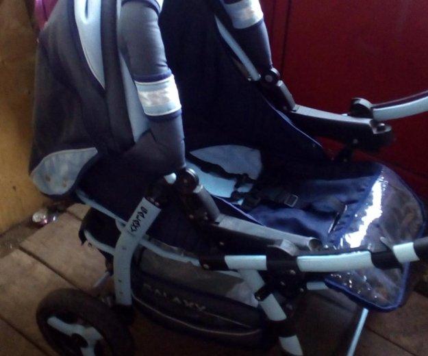 Детская коляска трансформер. Фото 1.