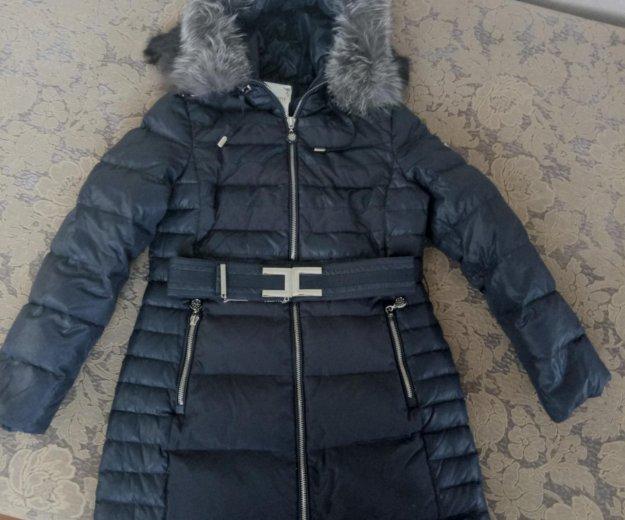 Пуховик женский зима. Фото 1. Хабаровск.