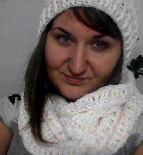 Шапка и шарф. Фото 3. Саратов.