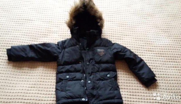 Куртка пуховик. Фото 1. Астрахань.